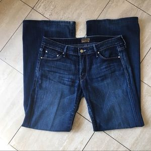 MOTHER The Wilder, wide flare  jeans Size 30.